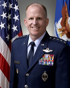 "Vice Chief of Staff of the United States Air Force - Image: General Stephen W. ""Seve"" Wilson"