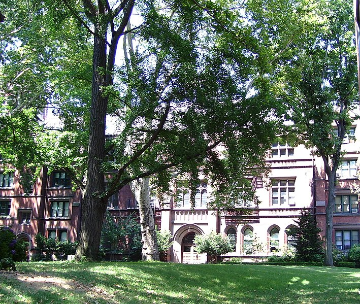 File:General Theological Seminary quad.jpg