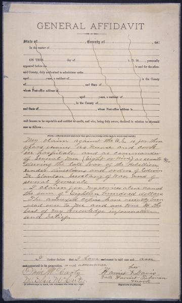 File:General affidavit of Harriet Tubman (1898).djvu