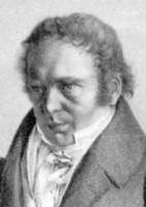 Georg August Goldfuss - Georg August Goldfuss