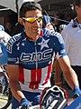 George Hincapie 2010 TOC.jpg