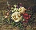 Gerardine van de Sande Bakhuyzen - Een boeket van de zomer (1871)
