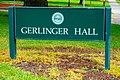 Gerlinger Hall Sign, University of Oregon Campus (28076786059).jpg