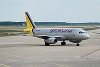 D-AGWA - A319 - Belair Airlines
