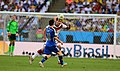 Germany and Argentina face off in the final of the World Cup 2014 15.jpg