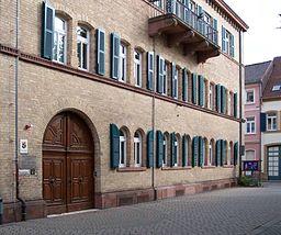 Germersheim ehemalige Lateinschule 2