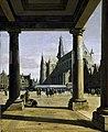 Gerrit Berckheyde - The Groote Kerk at Haarlem CAM CCF 47.jpg