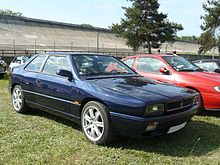 Maserati Ghibli II — Wikipédia