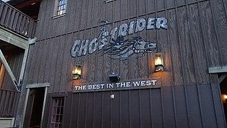 GhostRider (roller coaster) - Image: Ghostrider 4