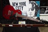 John Lennon's musical instruments - Wikipedia