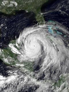 Hurricane Gilbert Category 5 Atlantic hurricane in 1988