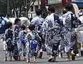 Gion Matsuri 2017-25 (cropped to adults and children in identical yukatas).jpg