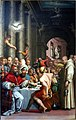 Giorgio Vasari, Cena di san Gregorio Magno, (1540) 01.jpg
