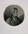 Giovanni Rasori. Line engraving by F. Caporali, 1819. Wellcome V0004911.jpg