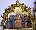 Giuliano da rimini, incoronazione della vergine e santi, 1320 circa, 03.JPG