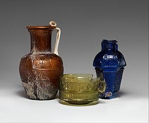 Ennion - Image: Glass jug MET DP329602