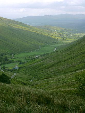 County Donegal - Glengesh Pass, near Ardara
