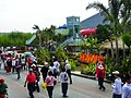 Global Garden Area and Pedestrian Overpass 20110425.JPG
