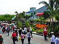 Global Garden Area and Pedestrian Overpass 20110425.JPG