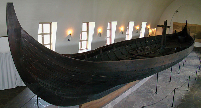 Viking Longships - Children's British History Encyclopedia