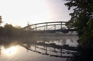 Golden Hill Bridge - Image: Golden Hill Bridge DSC 7656