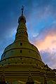 Golden Aung Setkya Paya at sunset (5090410427).jpg