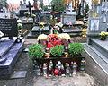 Grób Bartłomieja Kołodzieja na Cmentarzu Komunalnym we Włocławku.jpg