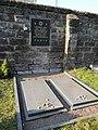 Grab von Gertrud und Helmut Aris, Neuer Jüdischer Friedhof Dresden.JPG