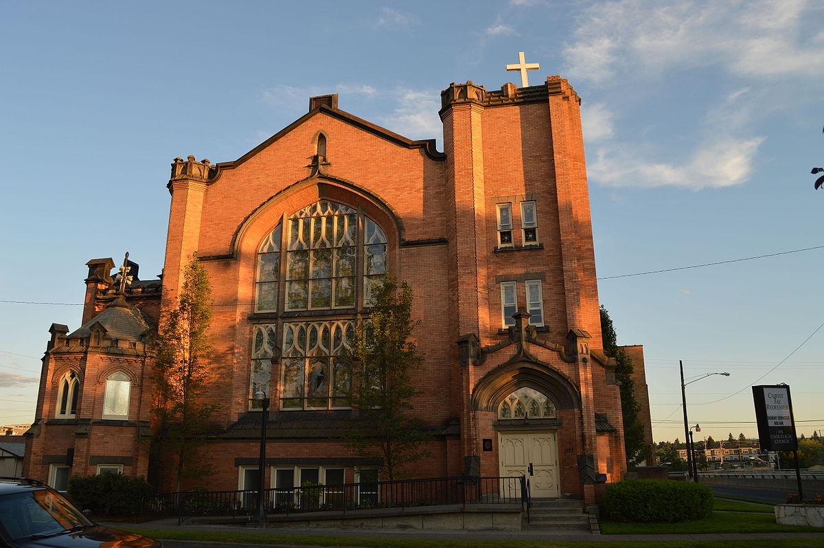 Grace Baptist Church Spokane Washington Wikipedia