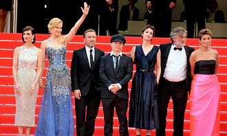 Grace of Monaco (film) - Director, producer and stars at the 2014 Cannes Film Festival.