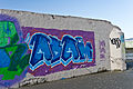 Graffiti (Beach Art) - Sandymount Strand (6051267726).jpg
