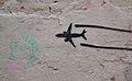 Graffiti al carrer de la Mare Vella, València.JPG