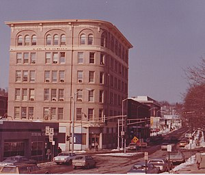 Wilfred E. Mansur - Graham Building (1911), Bangor, Maine