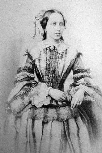 Duchess Alexandra Petrovna of Oldenburg - Grand Duchess Alexandra Petrovna in her youth.