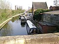 Grand Union Canal at Coventry Road, Warwick - geograph.org.uk - 1235078.jpg