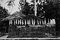 Grave of a high caste in Malé, photograph by C. W. Rosset, 1885.jpg
