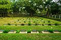 Graves in Guwahati war cemetery.jpg