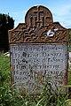 Graveyard at Ringrone, 18c Gravestone (3) - geograph.org.uk - 1392049.jpg