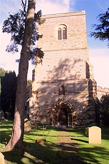 Great Doddington parish church, Northamptonshire, UK.jpg