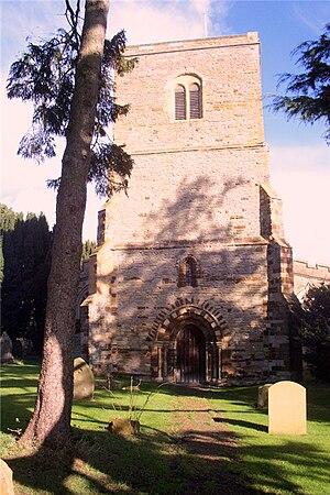 Great Doddington - Image: Great Doddington parish church, Northamptonshire, UK