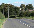 Great Easton Road towards Caldecott - geograph.org.uk - 561720.jpg