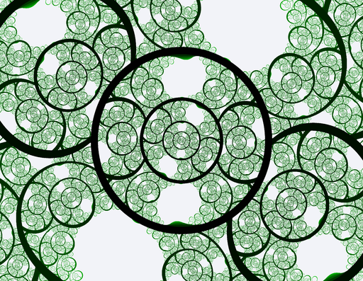 GreenCircleFractal