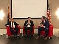 Greg Stanton and Andy Biggs on an E.V. Partnership panel.jpg
