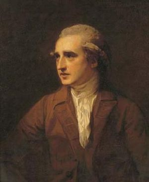 Charles Francis Greville - Greville by George Romney