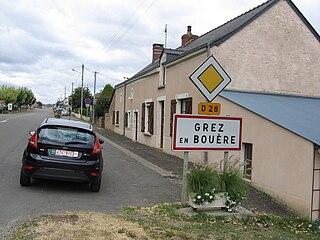 Grez-en-Bouère Commune in Pays de la Loire, France