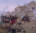 Grolleron Paul-Louis-Narcisse - Combat dans les rues d'un village, 1870.jpg