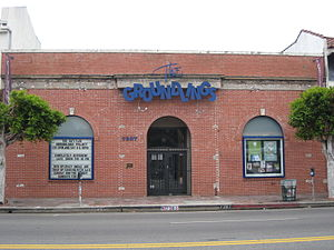 The Groundlings - The Groundlings building on Melrose Avenue