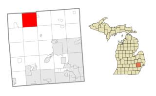 Groveland Township, Michigan Civil township in Michigan, United States