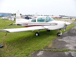 Grumman American AA-5 - Grumman American AA-5 Traveler