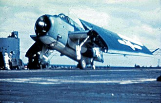 Grumman TBF Avenger - A Grumman TBM (GM-built TBF) with Sto-Wing folding wings